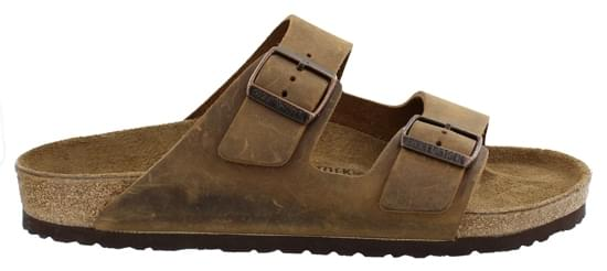 Birkenstock Arizona Habana Regular Slipper Heren