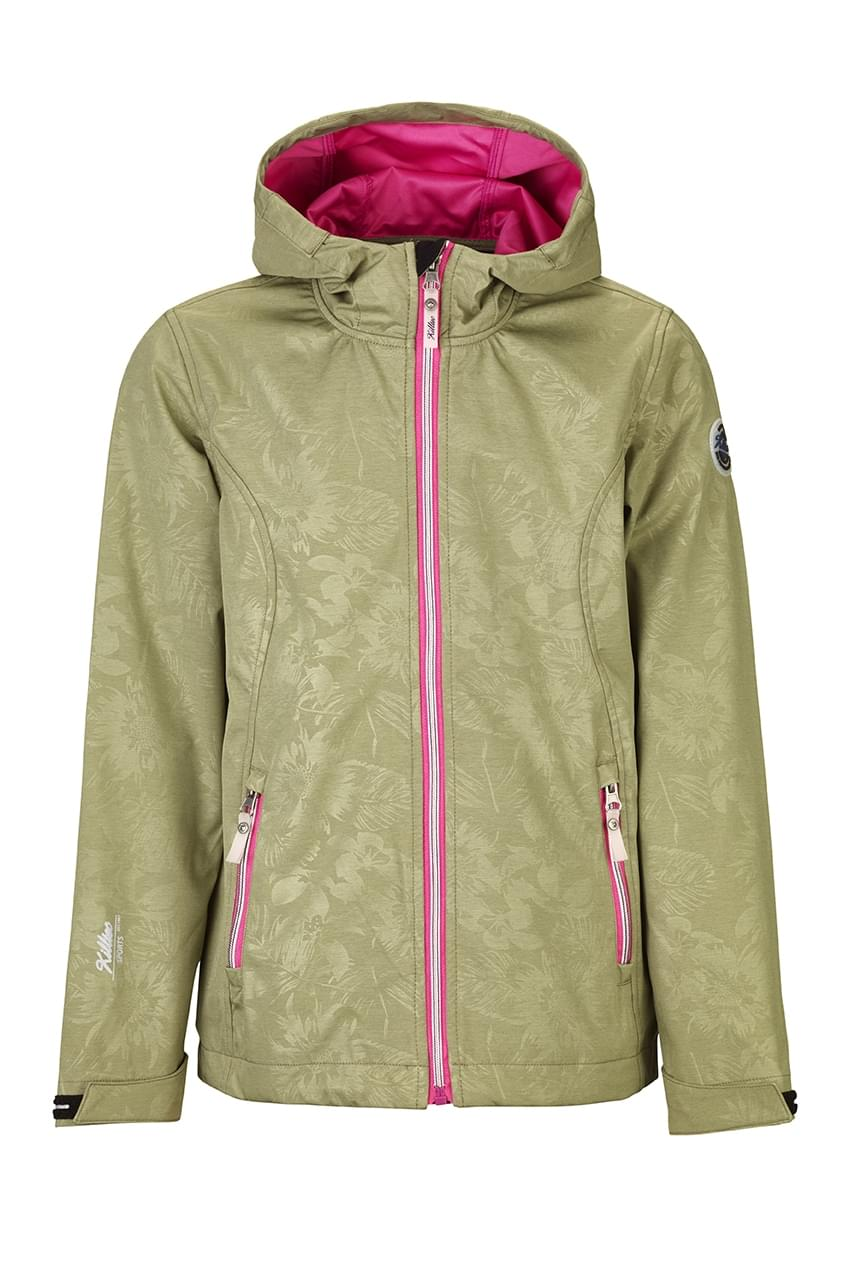 Killtec Fallyna Softshell Jas Kids