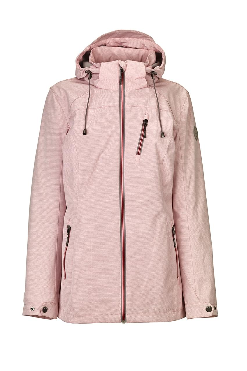 Killtec Solena Stripe Softshell Jas Dames