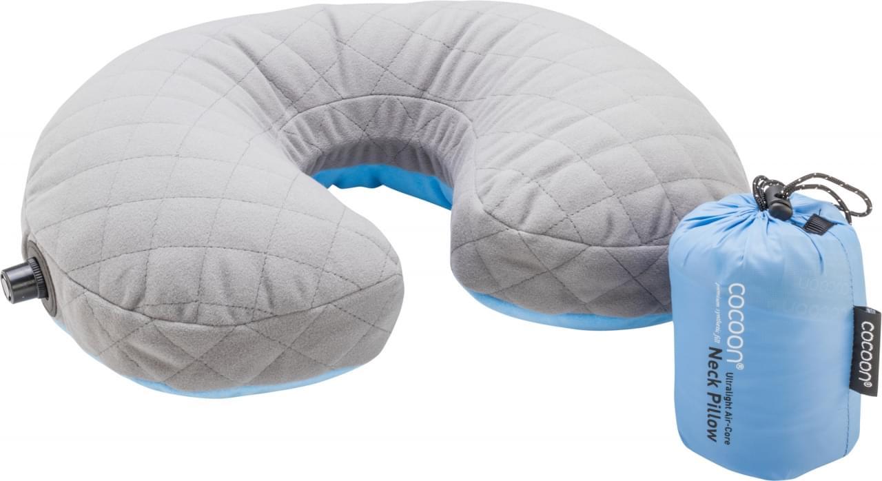 Cocoon Air Core Ultralight Nekkussen - Blauw