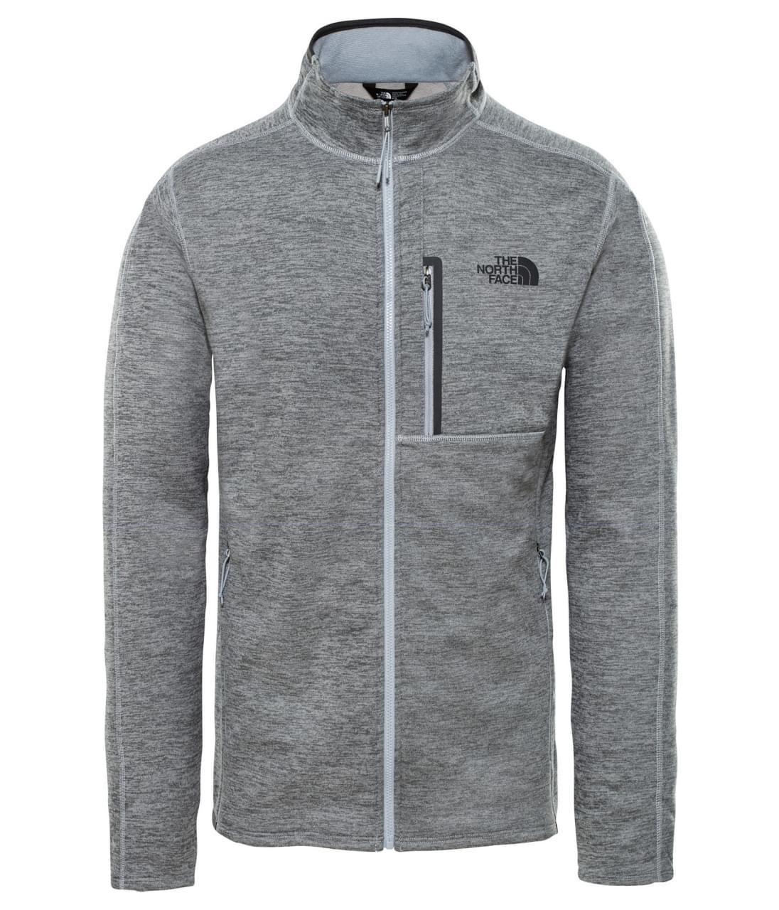 The North Face Canyonlands Fleece Jacket Heren Truien en vesten > Fleece jacket > Truien en vesten
