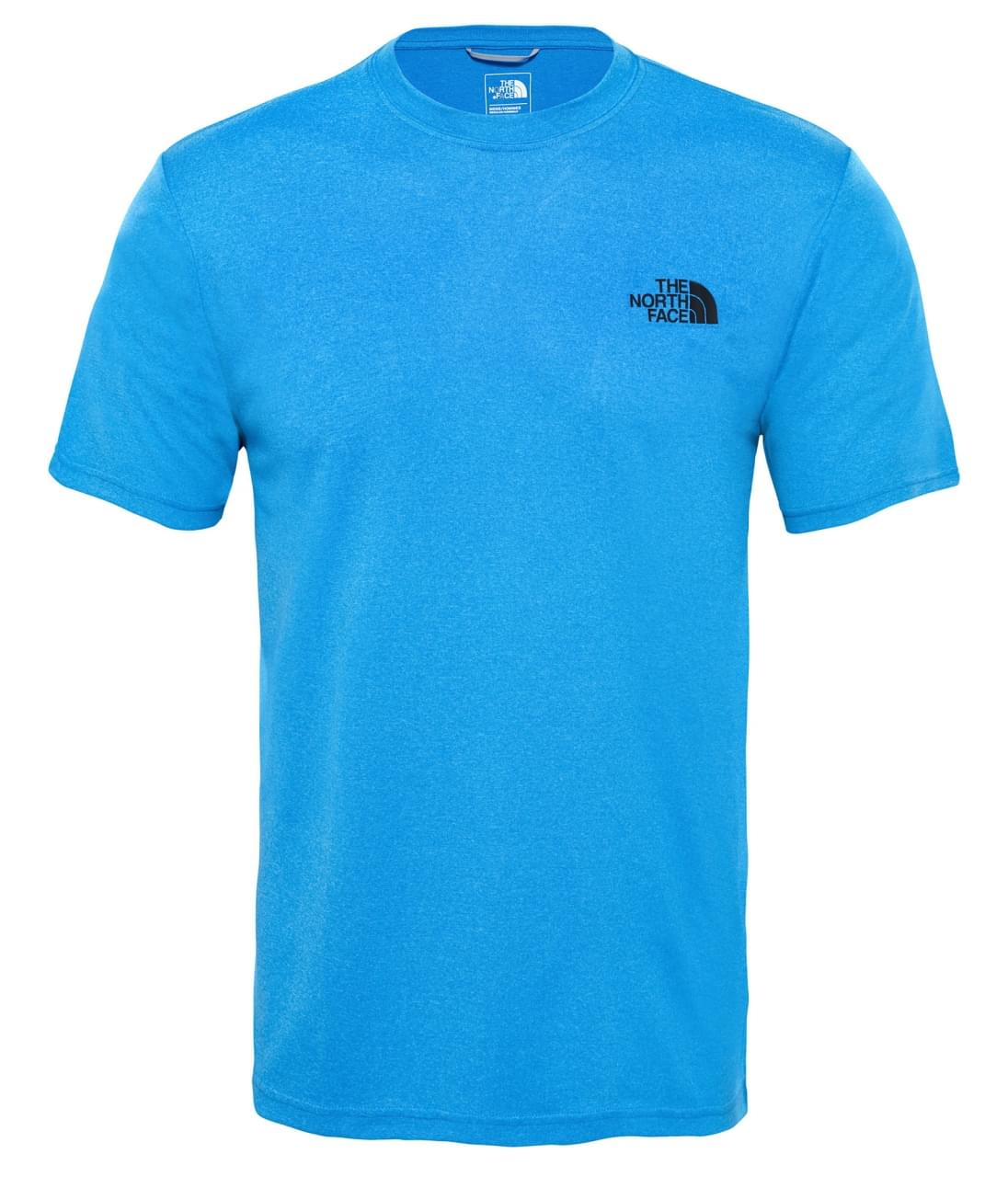 The North Face Reaxion Amp Crew T-shirt Heren