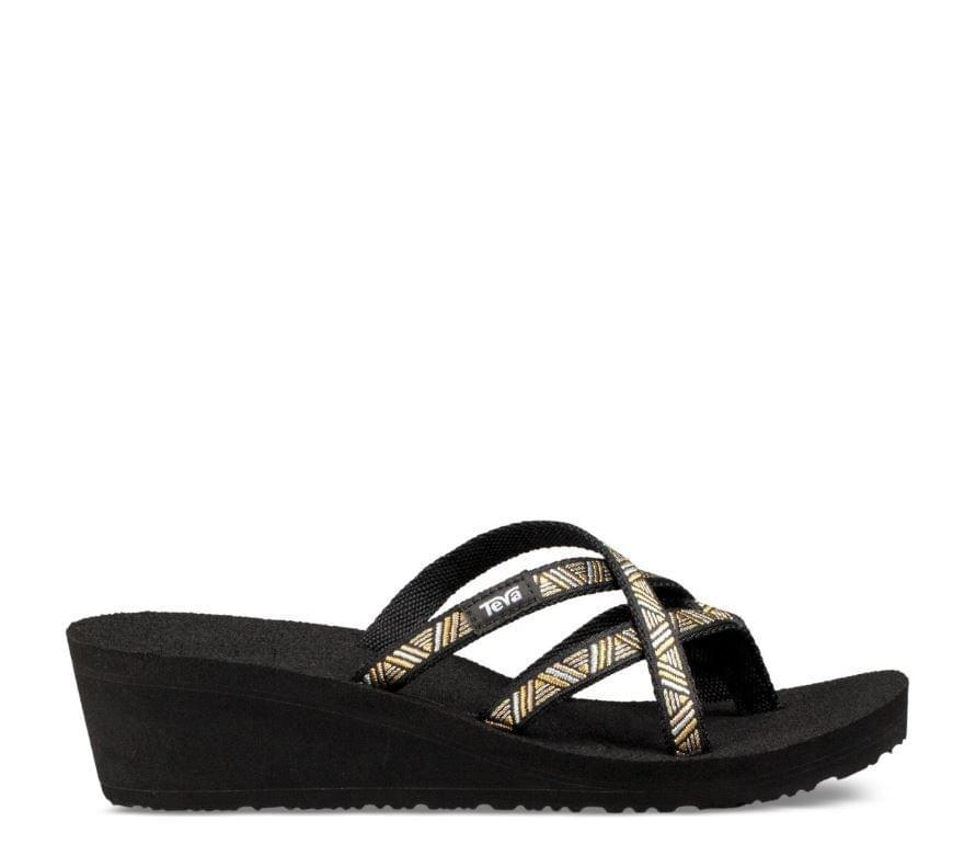 Teva Mush Mandalyn Wedge Ola 2 Slipper Dames