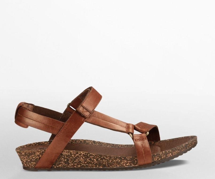 Teva Ysidro Universal Metallic Sandaal Dames