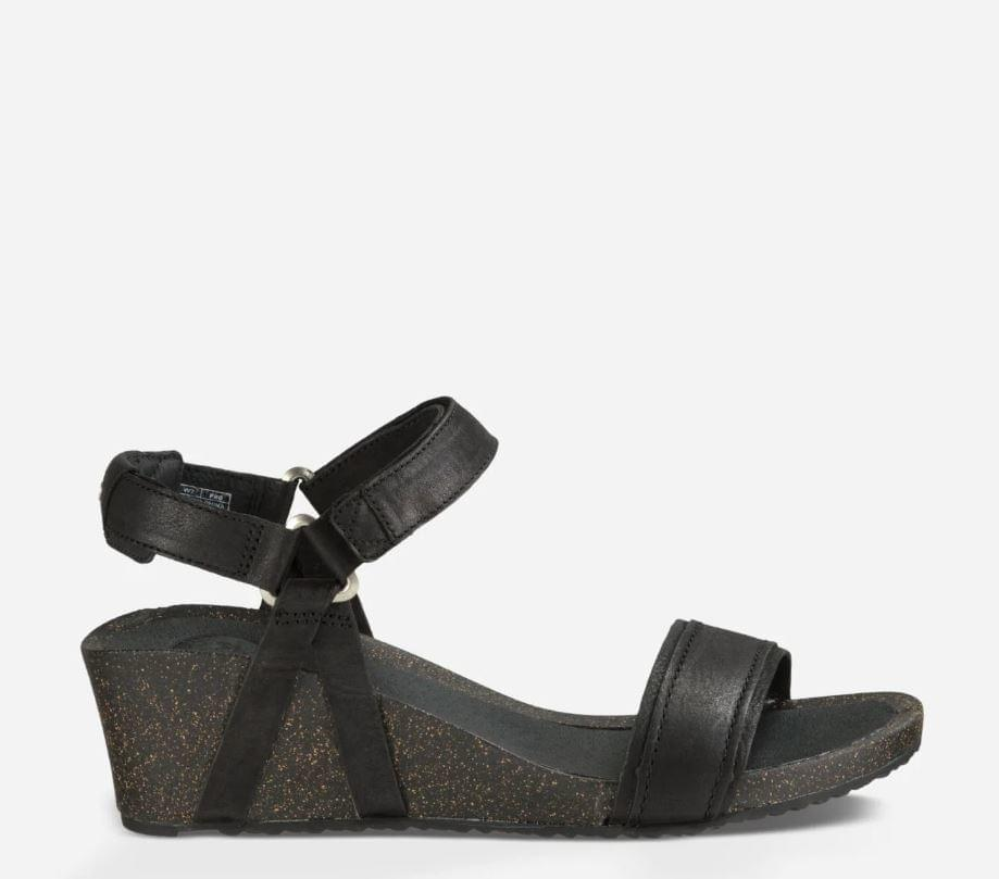Teva Ysidro Stitch Wedge Sandaal Dames