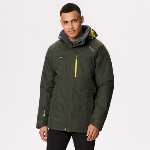 Regatta Jackets Waterproof Insulated Highside III Winterjas Heren