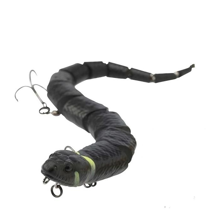 Savage Gear 3D Snake Black Adder