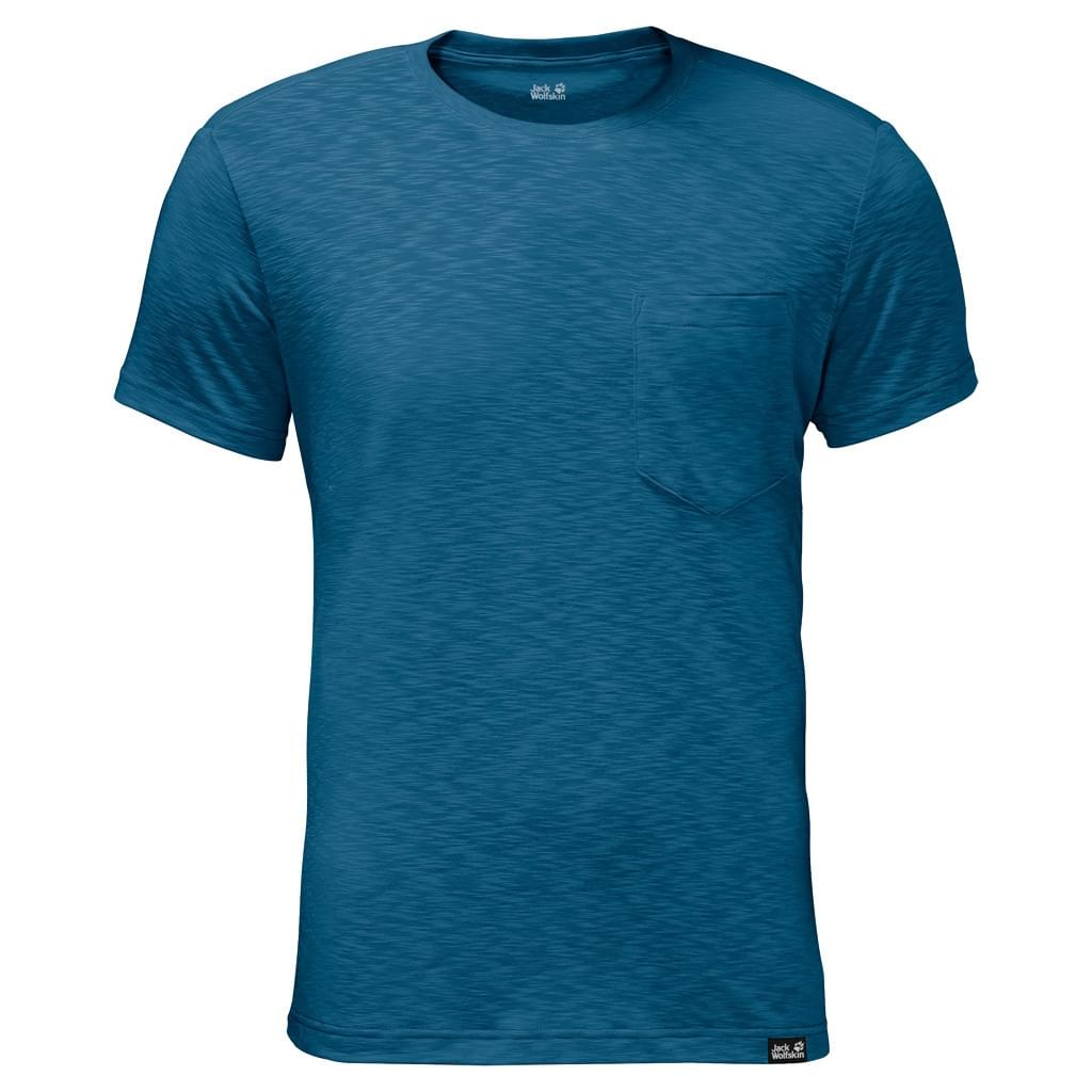 Jack Wolfskin Travel T-shirt Heren
