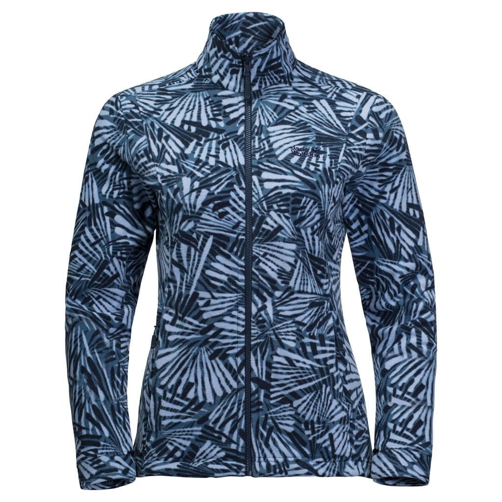 Jack Wolfskin Kiruna Forest Fleece Jacket Dames