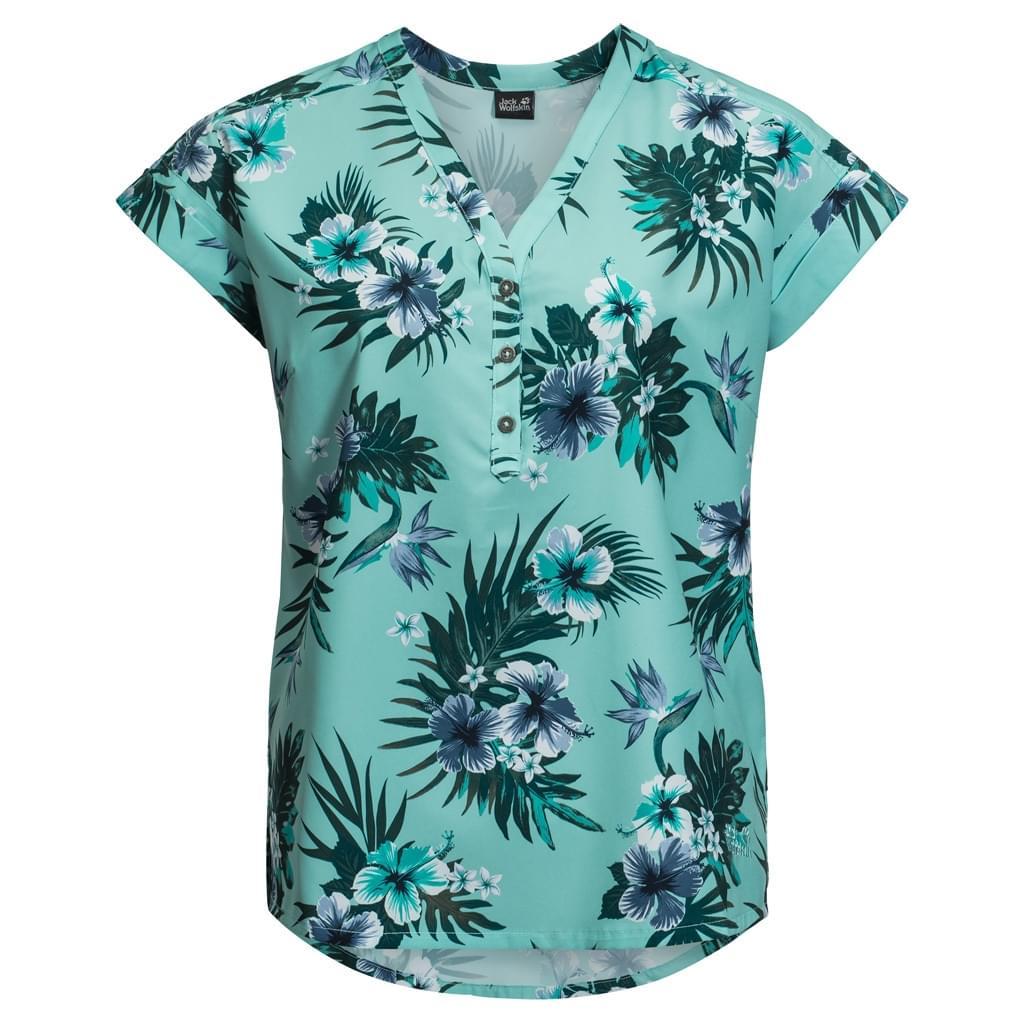 Jack Wolfskin Victoria Tropical T-shirt Dames