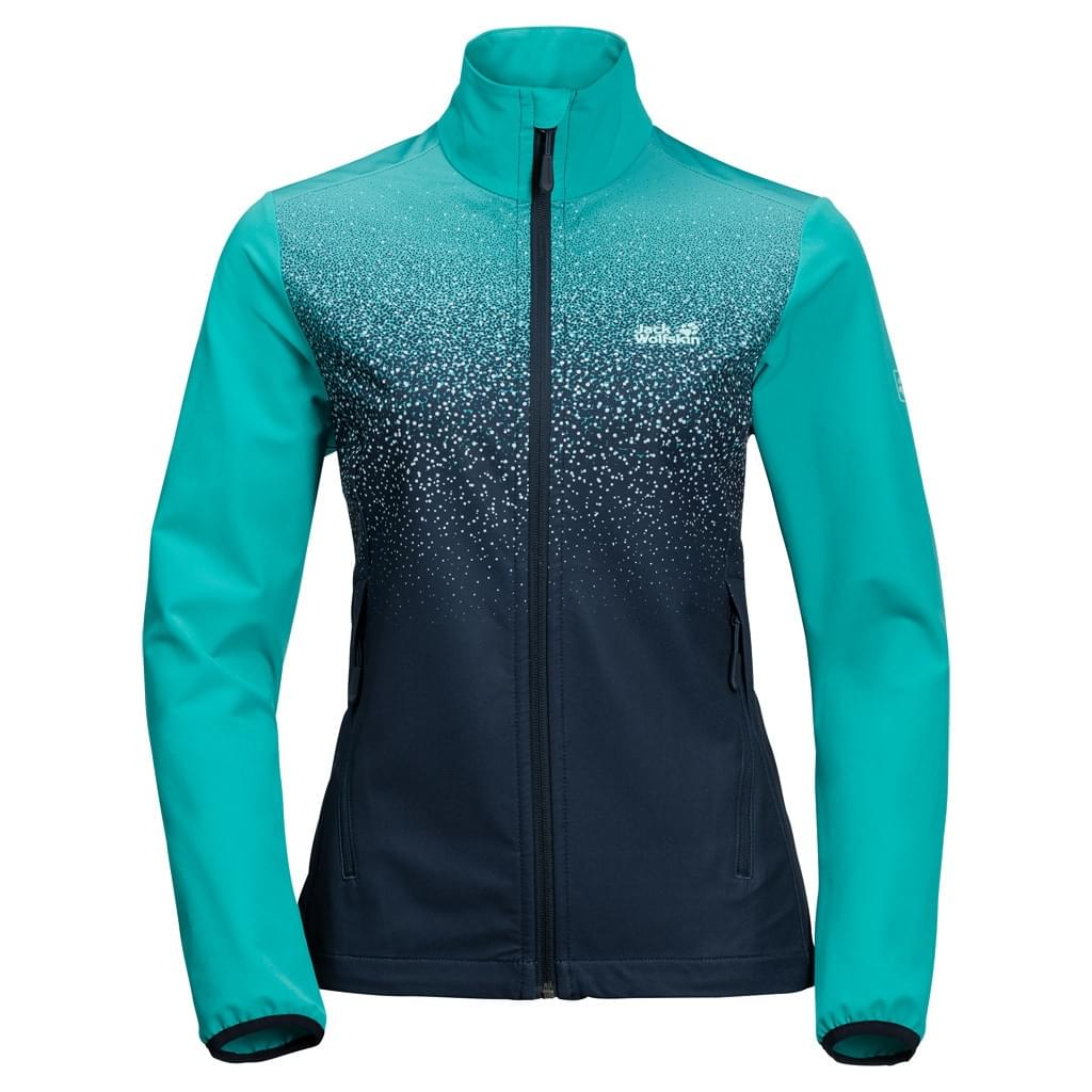 Jack Wolfskin Starry Night Softshell Dames
