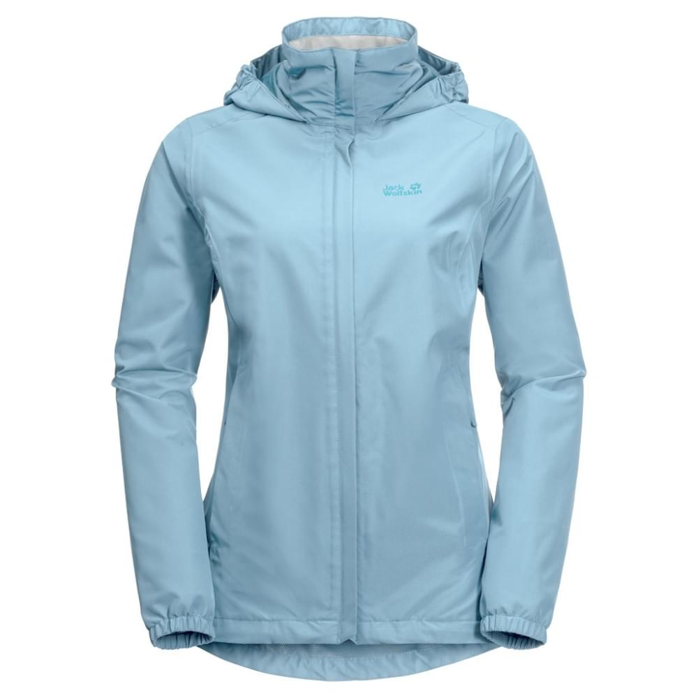 Dames Zomerjas Met Capuchon.Jack Wolfskin Stormy Point Zomerjas Dames