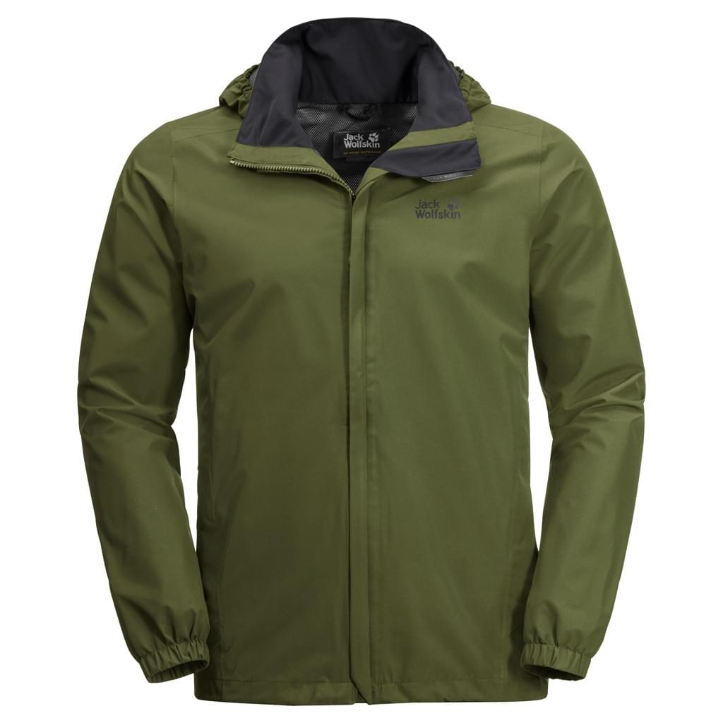 Jack Wolfskin Stormy Point Zomerjas Heren