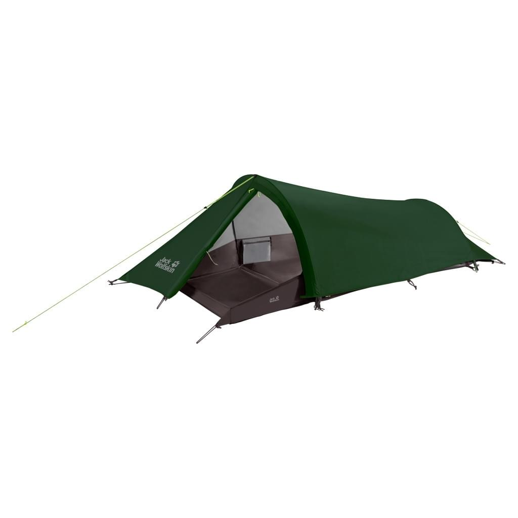 Jack Wolfskin Gossamer 1 - 1 Persoons Tent - Groen
