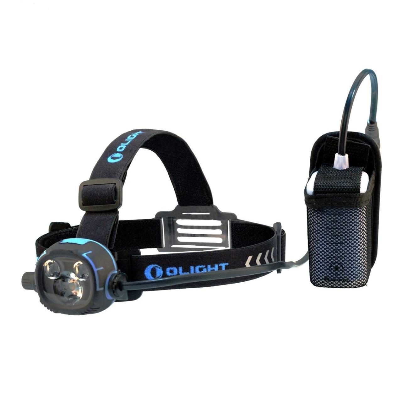 Olight H37W Rechargeable Hoofdlamp