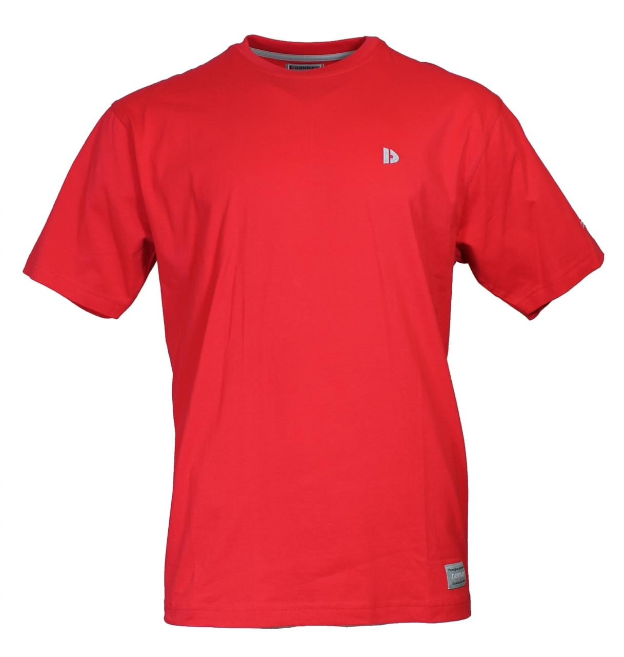 Donnay Essential Linear T-Shirt Heren