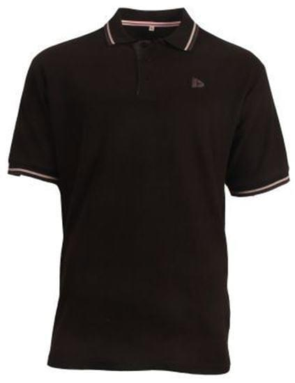 Donnay Twin Tipped Pique Polo Heren