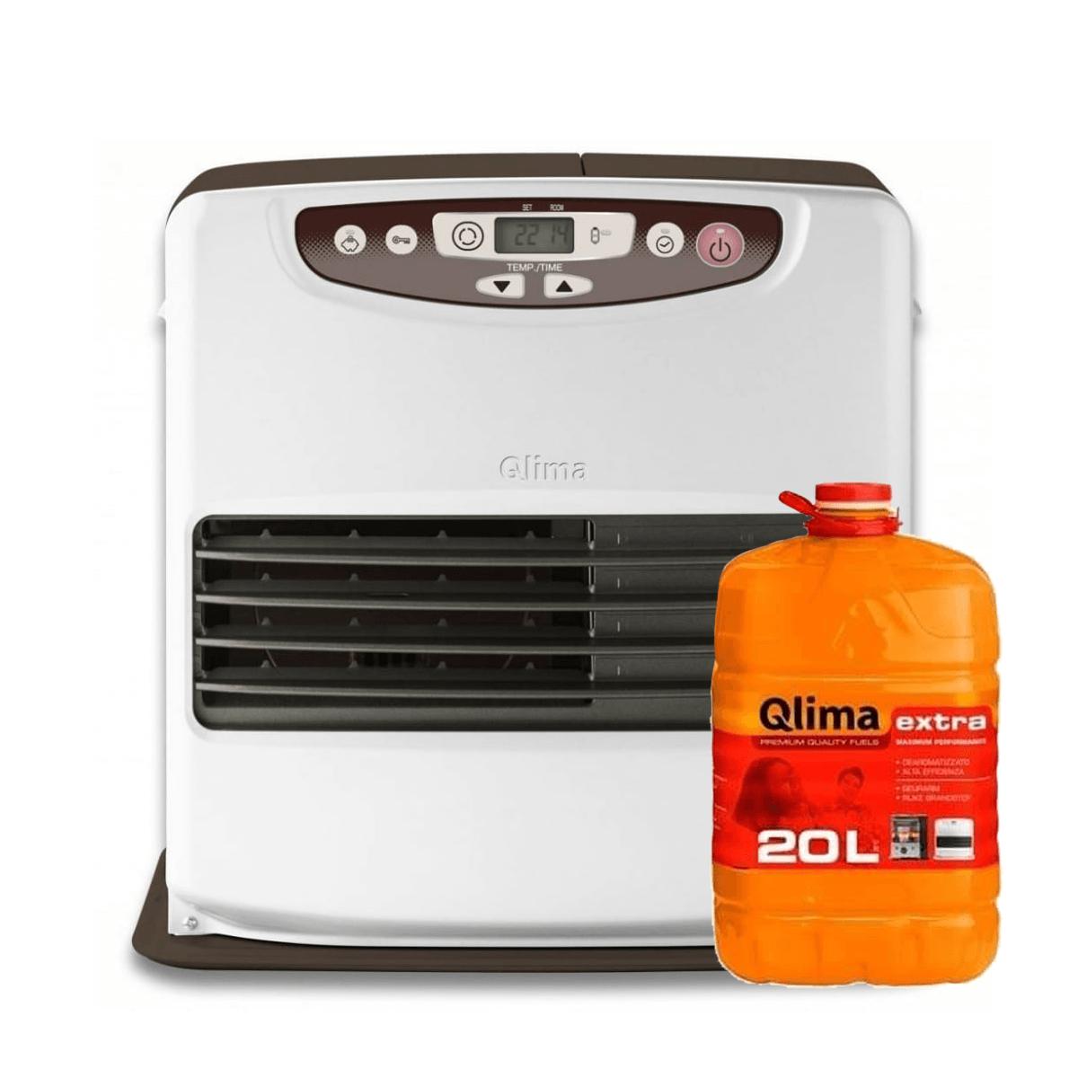 Qlima SRE 9046C-2 + Gratis 20 Liter Extra Brandstof