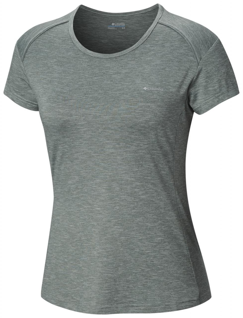 Columbia Firewood Camp T-shirt Dames