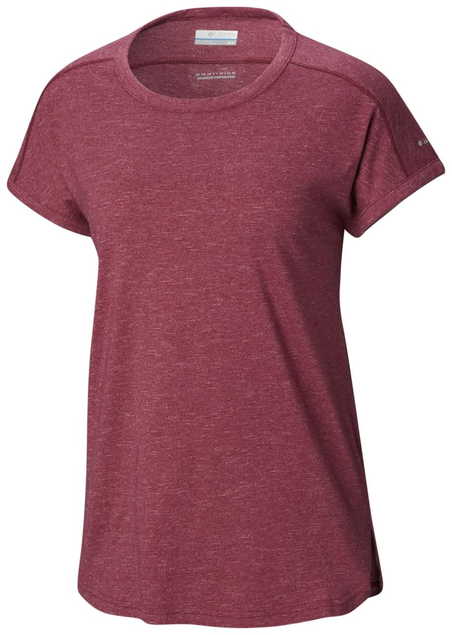 Columbia Pilsner Peak T-shirt Dames