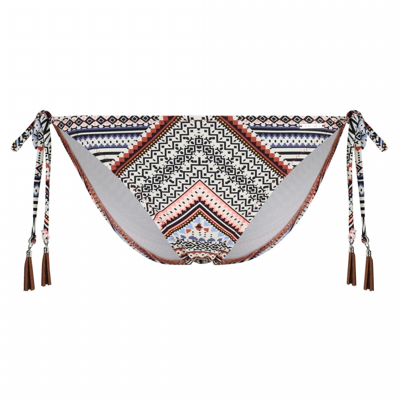SHIWI String Bikini Brief Aztec Bikinibroekje Dames
