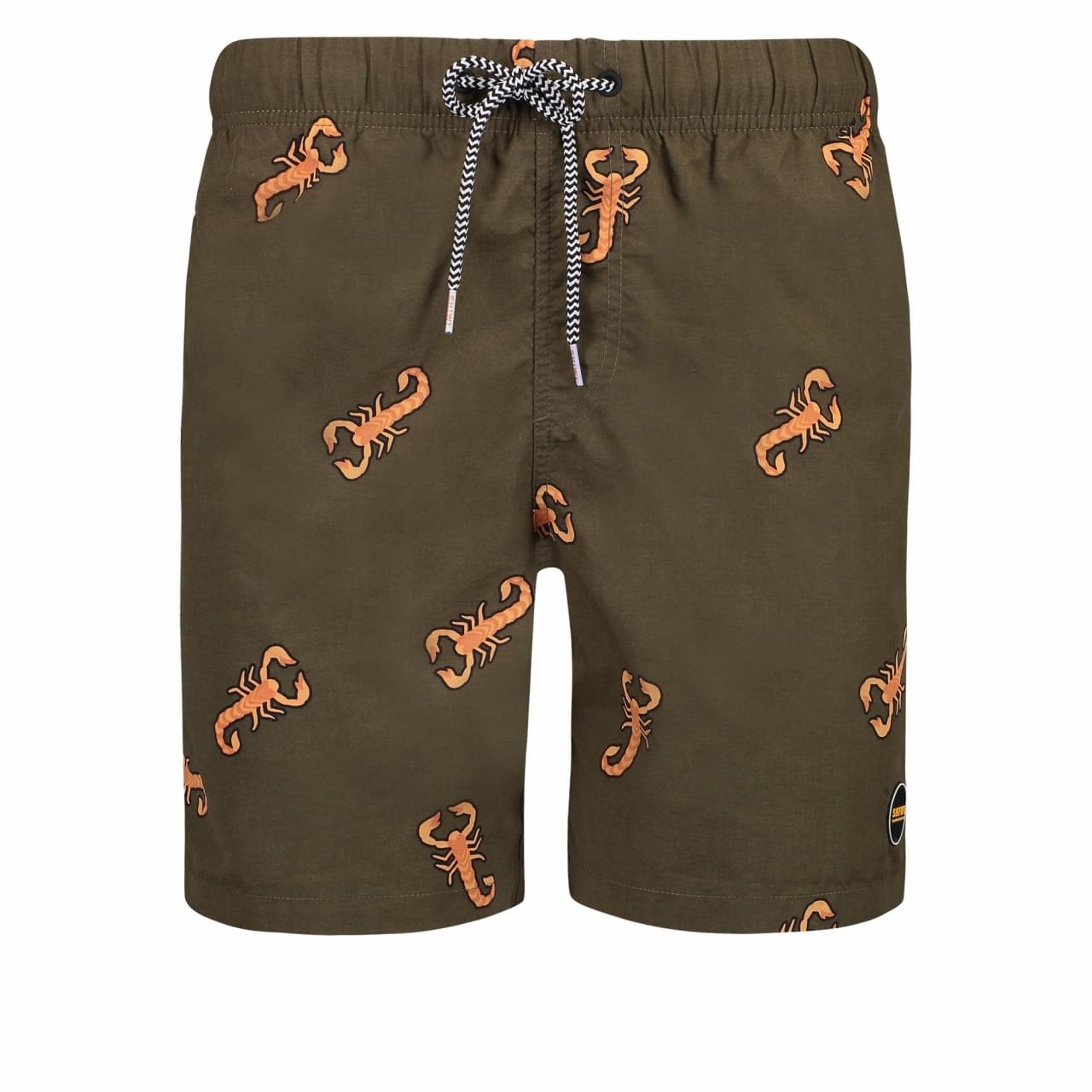 SHIWI Swim Short Scorpion Heren