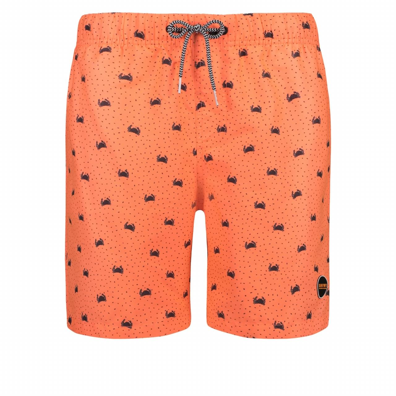 SHIWI Swim Short Crabby Heren