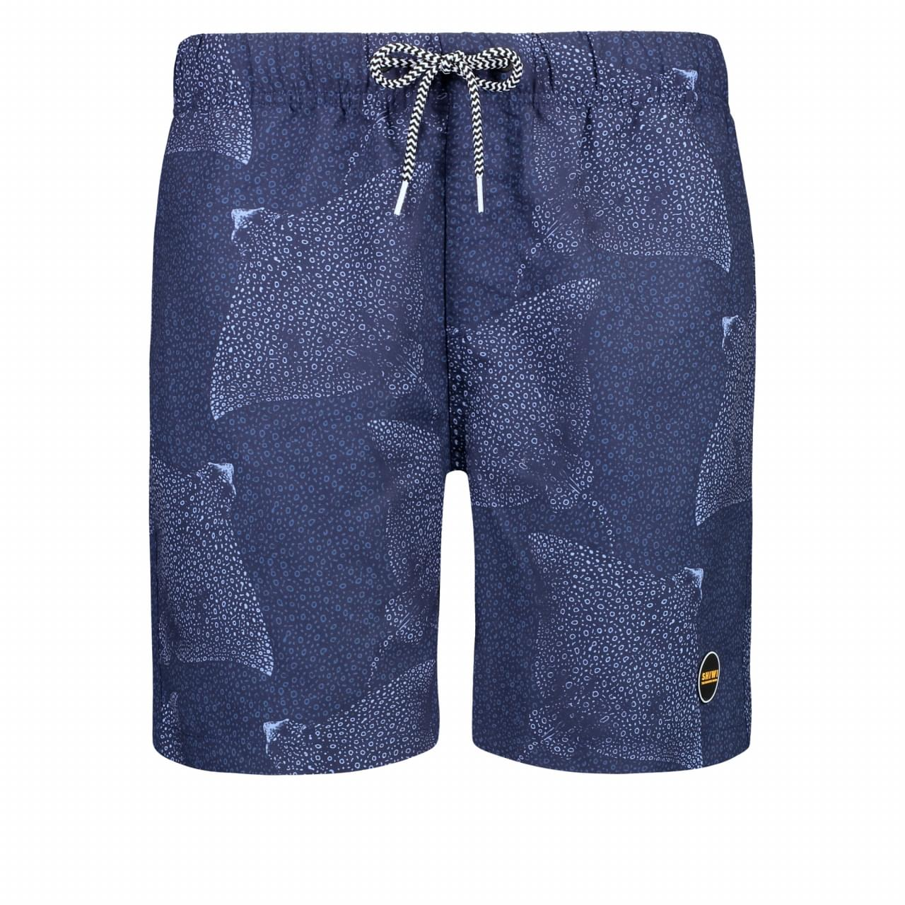 SHIWI Swim Short Mantaray Heren