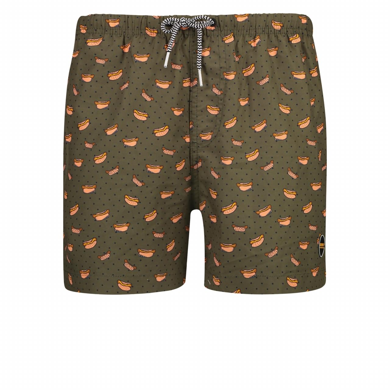SHIWI Swim Short Hotdog Heren