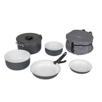 Bo-Camp BC Pannenset Camping Ceramic 7-dlg