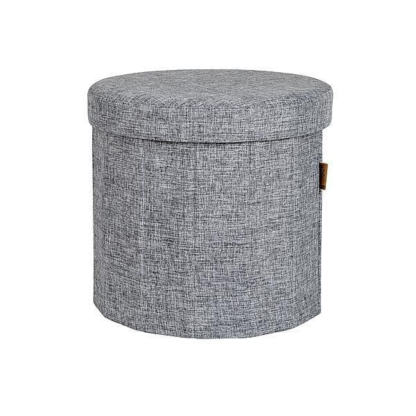 Bo-Camp Urban Outdoor Ottoman Opbergpoef
