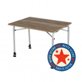 Bo-Camp Feather 80 x 60 cm Campingtafel