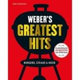 Weber Greatest Hits Kookboek