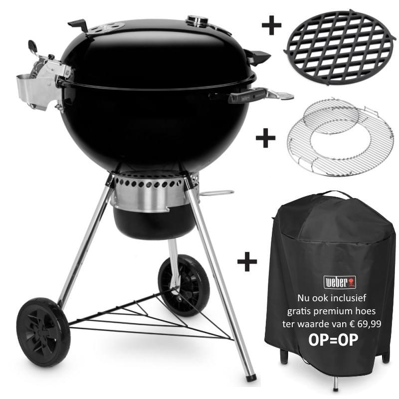 Weber Master-Touch GBS Premium SE E-5775/ Houtskoolbarbecue