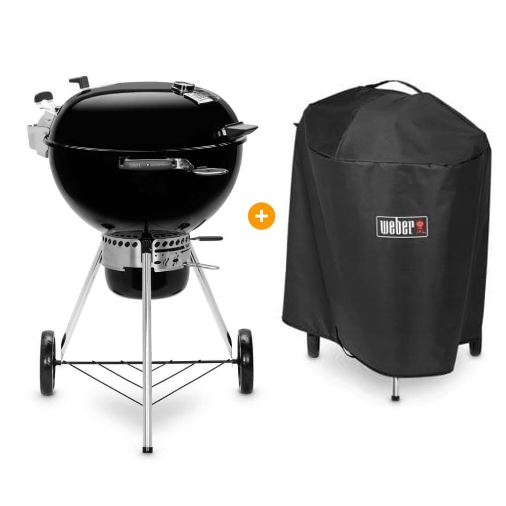 Weber Master-Touch GBS Premium SE E-5775 / Houtskool barbecue