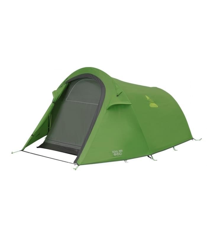 Vango Soul 300 - 3 Persoons Tent - Groen