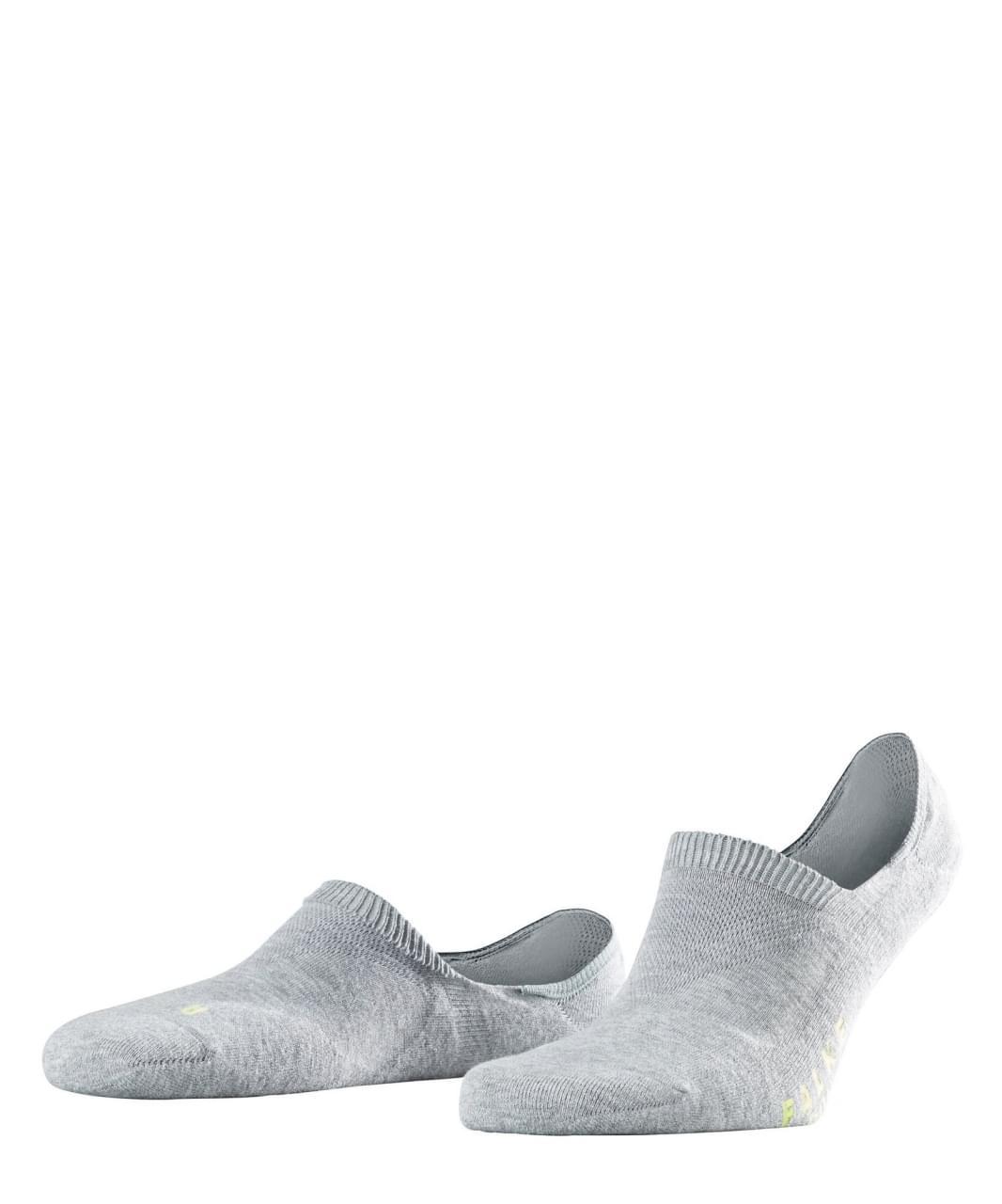 Falke Cool Kick Invisible Sok Grijs