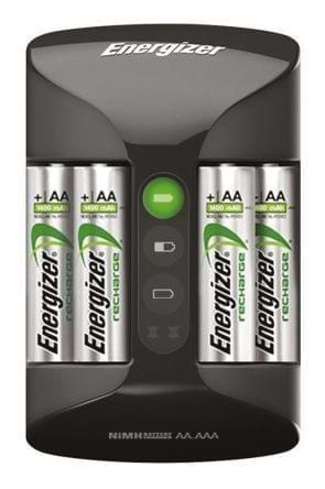 Energizer Lader Intelligent inclusief 4x AA batterij