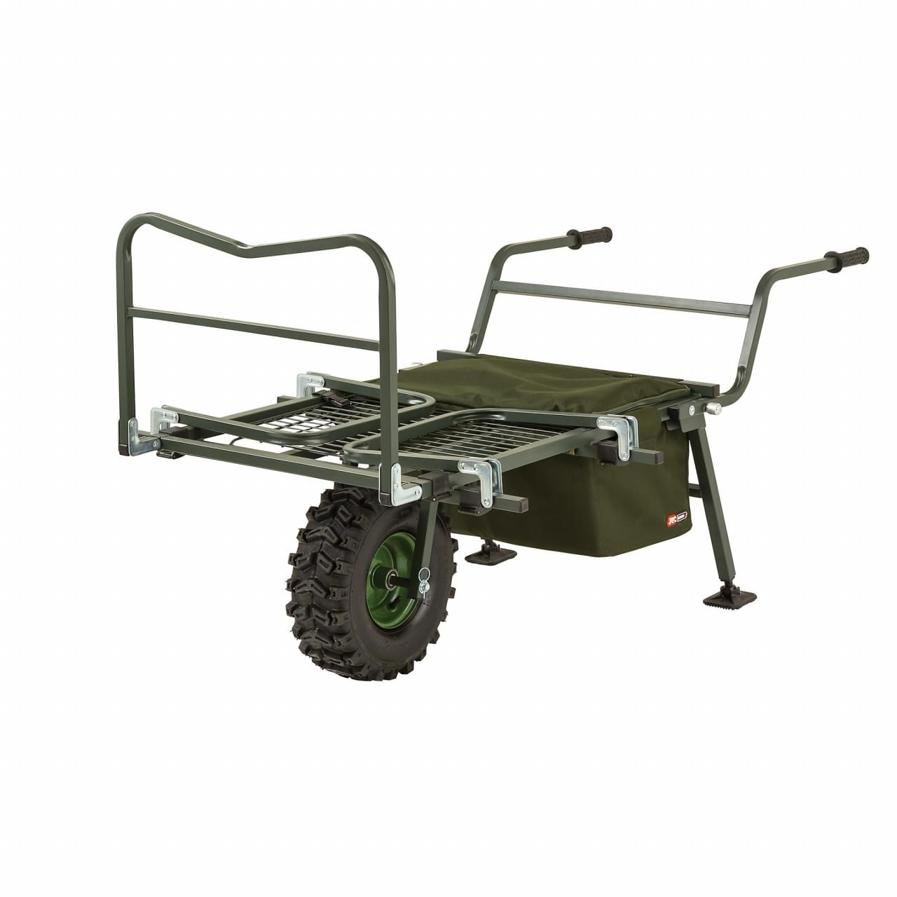 JRC Cocoon 2G Barrow Wide Wheel Transportkar