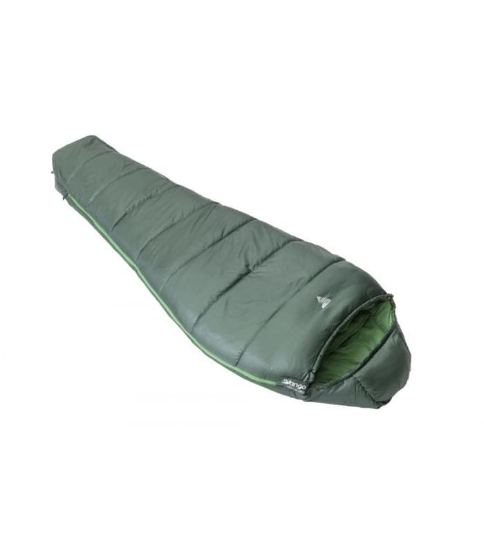 Vango Nitestar Alpha 250 Mummy Slaapzak Synthetisch - Groen