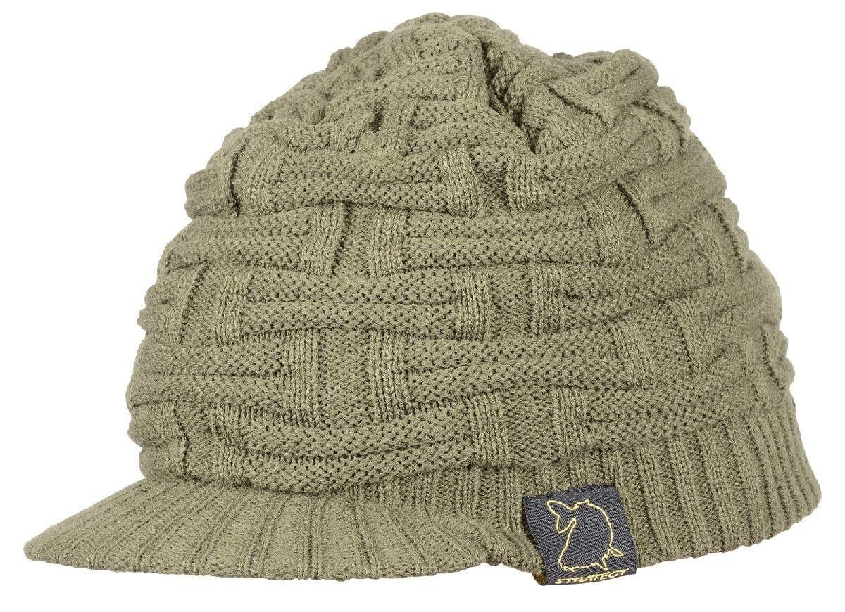 Strategy Knit Cap with Brim