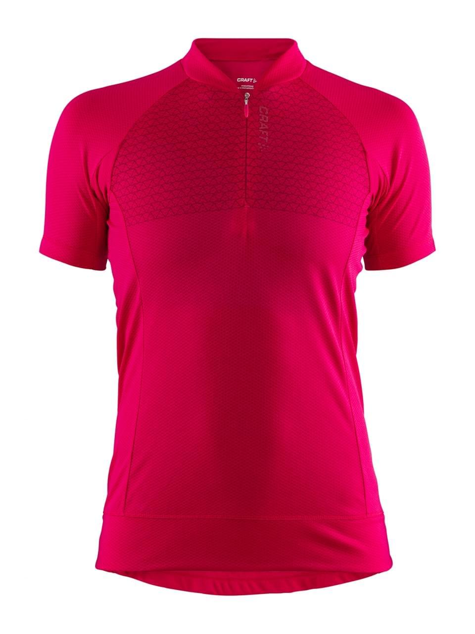 Craft Rise Jersey Fietsshirt Dames Roze
