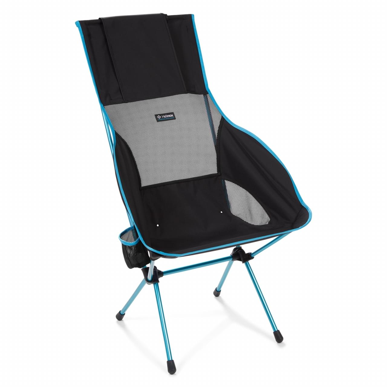 Helinox Savanna Chair Lichtgewicht Stoel Zwart