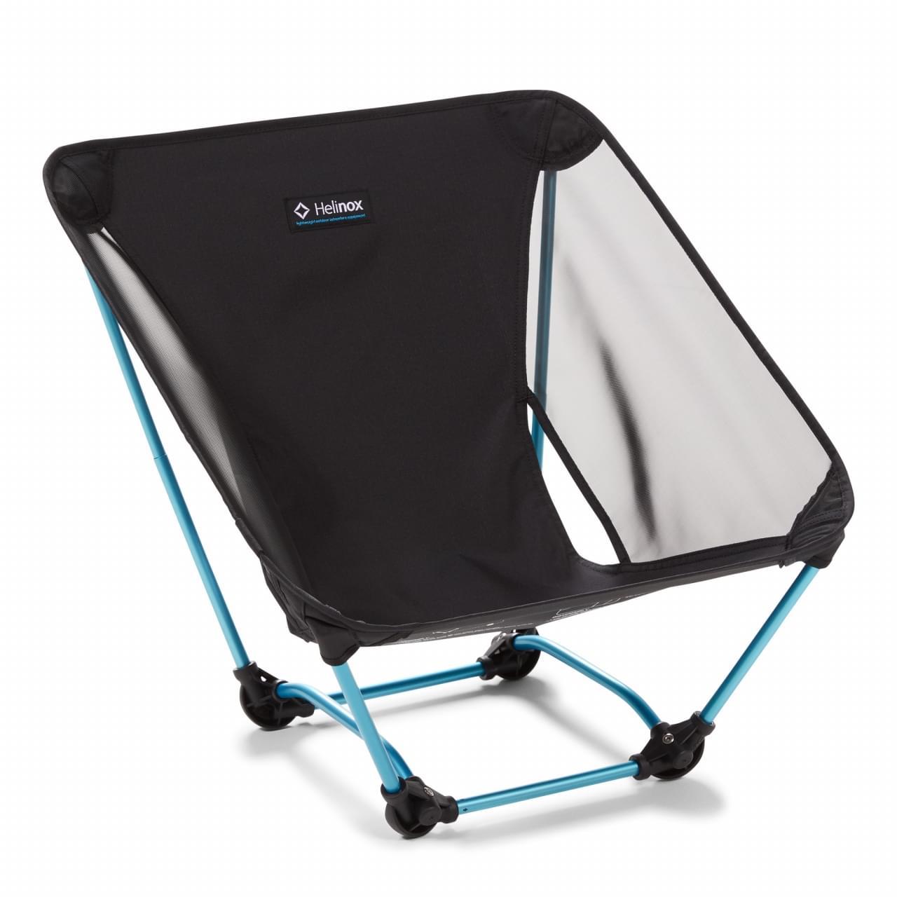 Helinox Ground Chair Lichtgewicht Stoel - Zwart