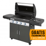 Campingaz 4 Series Classic EXS Black Gasbarbecue