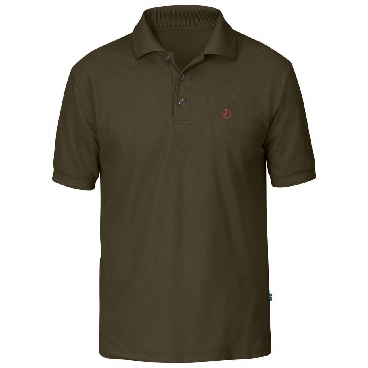 Fjallraven Crowley Pique Shirt Heren