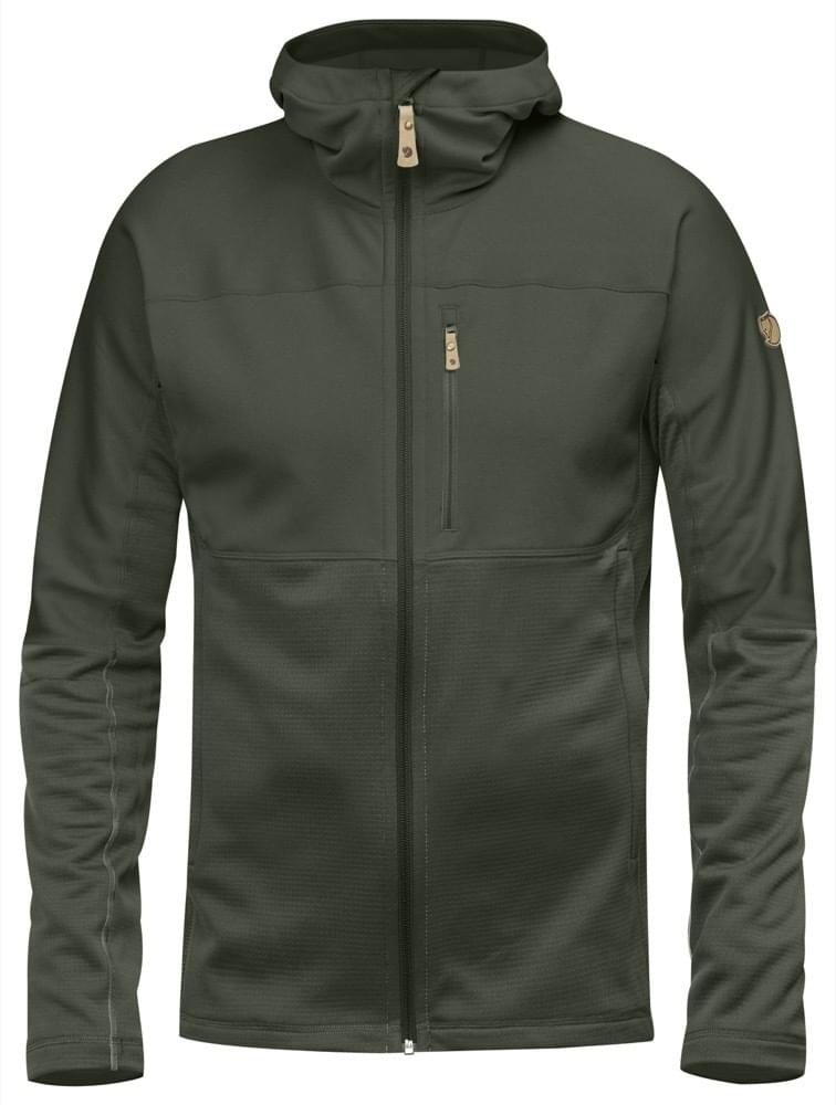 Fjallraven Abisko Trail Fleece Jacket Heren Fjallraven > Fleece jacket > Truien en vesten