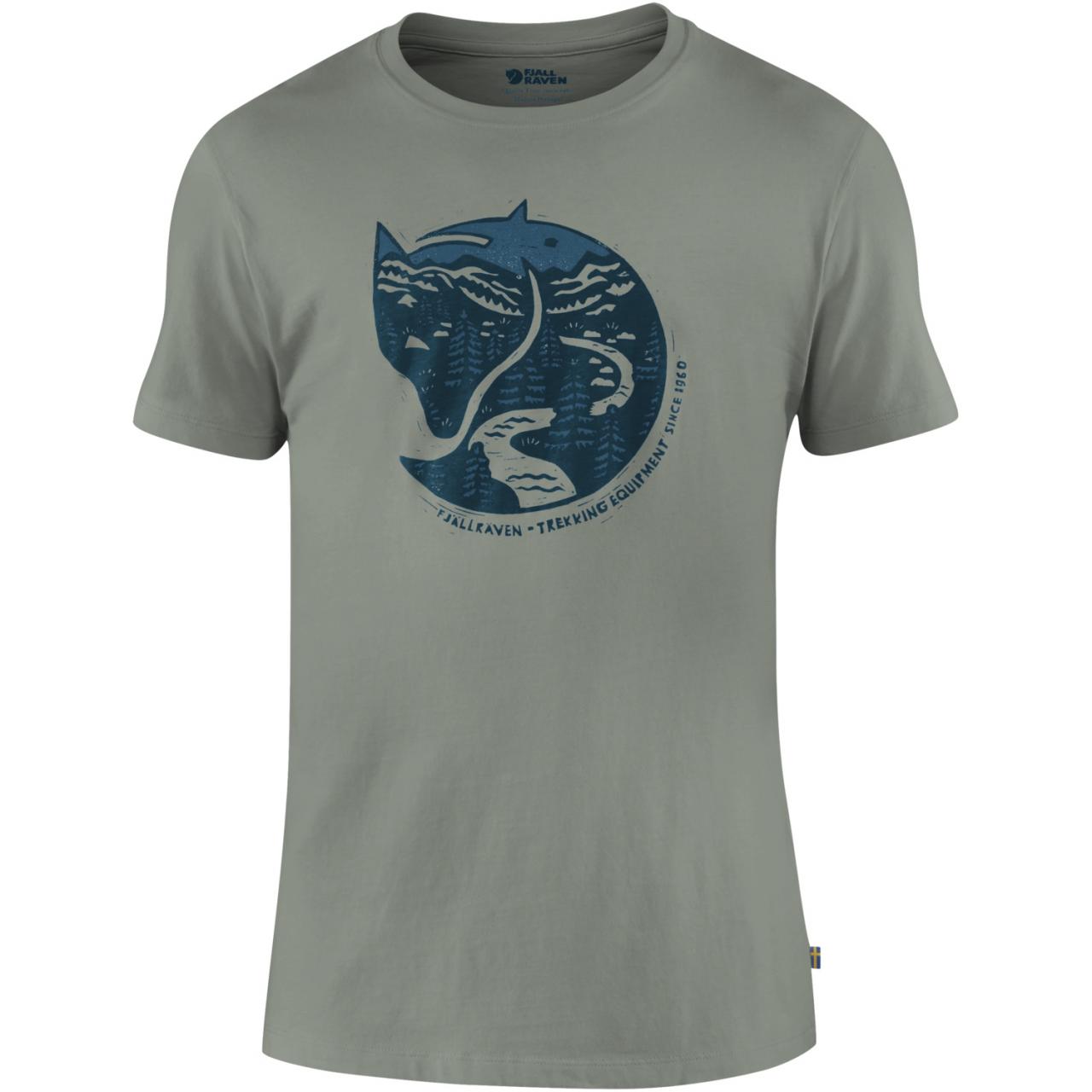 Fjallraven Arctic Fox T-Shirt Heren