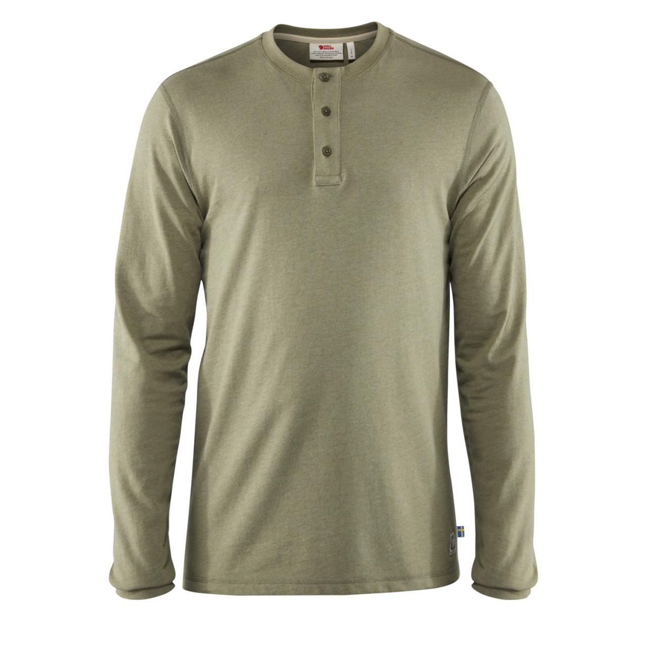 Fjallraven Greenland Re-Cotton Buttoned LS Shirt Heren