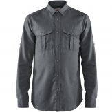 Fjallraven Ovik Travel Shirt LS Blouse Heren